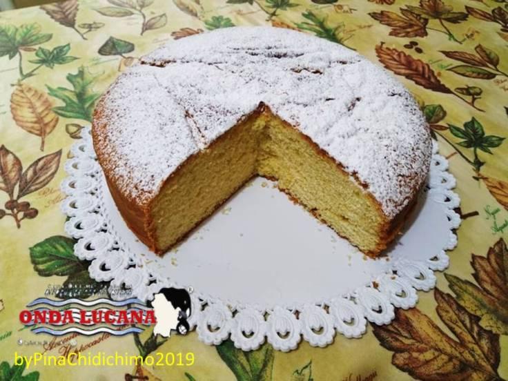 Torta Paradiso Immagine tratta da repertorio di Onda Lucana®by Pina Chidichimo 2020 p